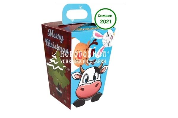 Упаковка Фонарик Символ 2021 года