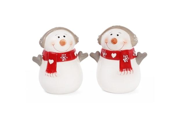 набор для специй снеговики фото